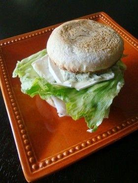 Chicken Brie sandwich