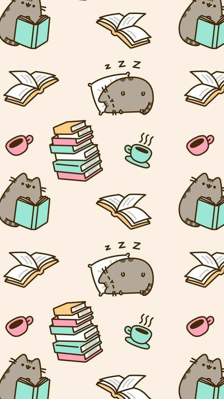 New Cute pusheen books 5
