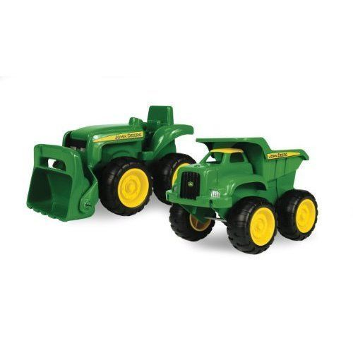 Toy For Children Sandbox Vehicle Truck And Tractor 2 Pack Outdoor And Indoor | Toys & Hobbies, Outdoor Toys & Structures, Sand & Water Toys | eBay!