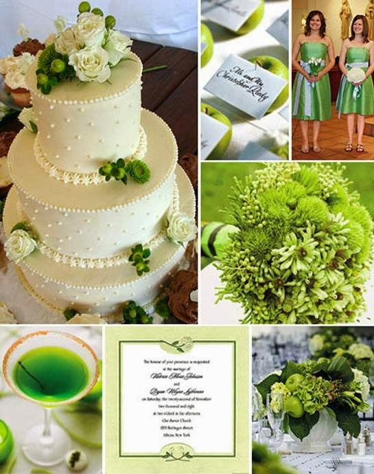 Wonderful Going For A Rustic Chic Wedding With Green Theme, Below Are Some Fabulous  Photo Inspiration And Ideas To Guide You! There Are So Many Ways That Green  Can Be ...