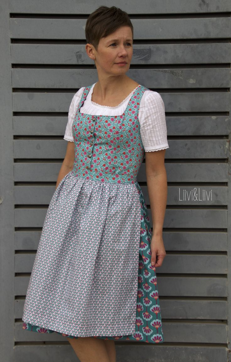 32 besten Kleider nähen Bilder auf Pinterest   Kleider nähen ...