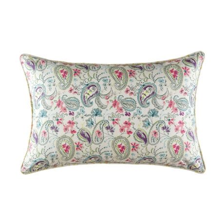 Sunny Heart Breakfast Cushion 35x55cm For Real Living Floral #reallivingxfreedom