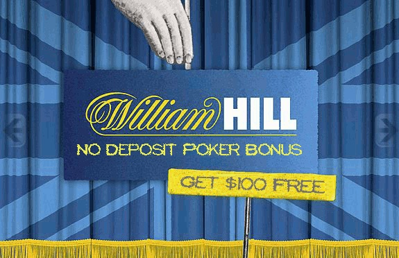 William hill poker pending bonus money