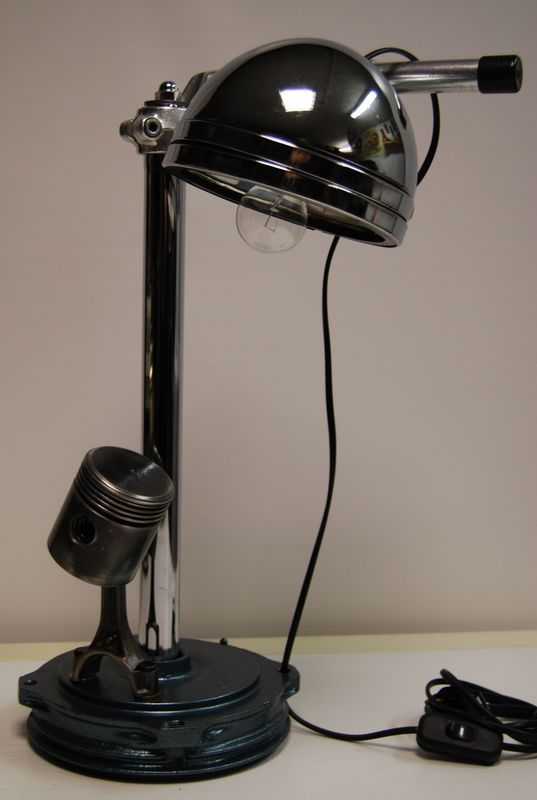 LAMPADA UNICA MODELLO 031