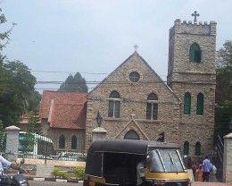 A CSI Church in Thiruvananthapuram, Kerala, India