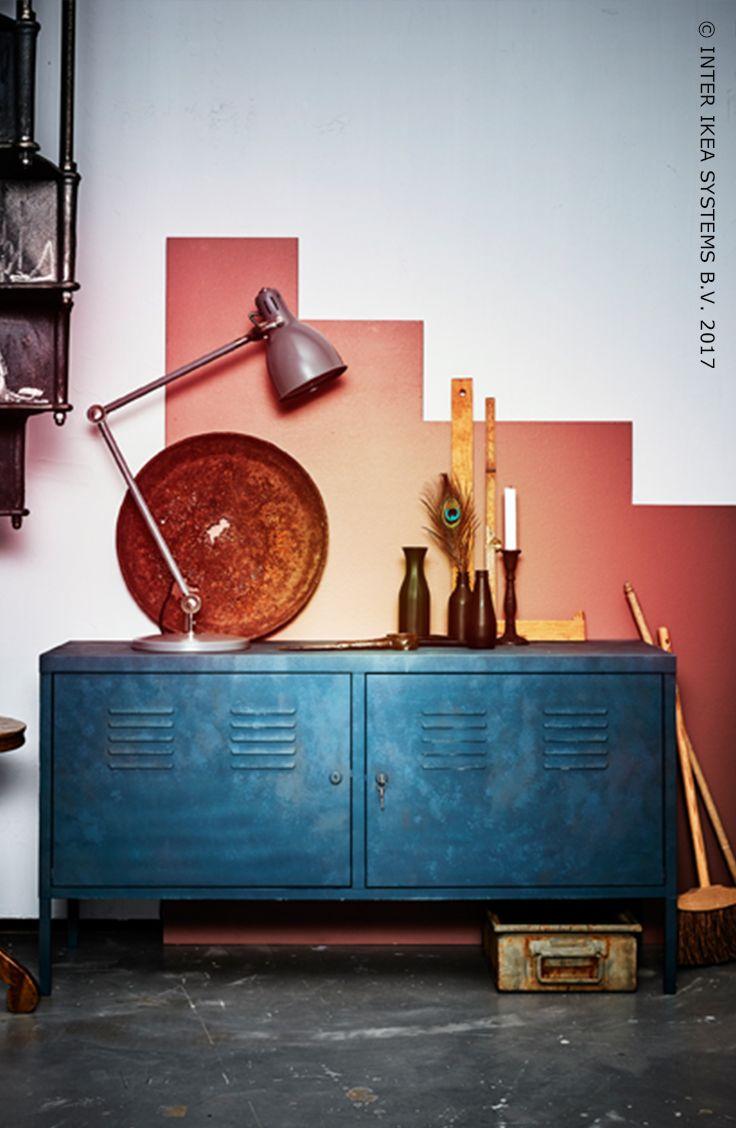 les 25 meilleures id es de la cat gorie armoire m tallique ikea sur pinterest armoire ikea ps. Black Bedroom Furniture Sets. Home Design Ideas