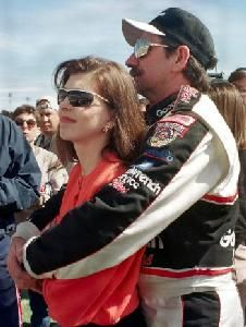 The King & Queen of NASCAR: Dale Sr. and wife Teresa