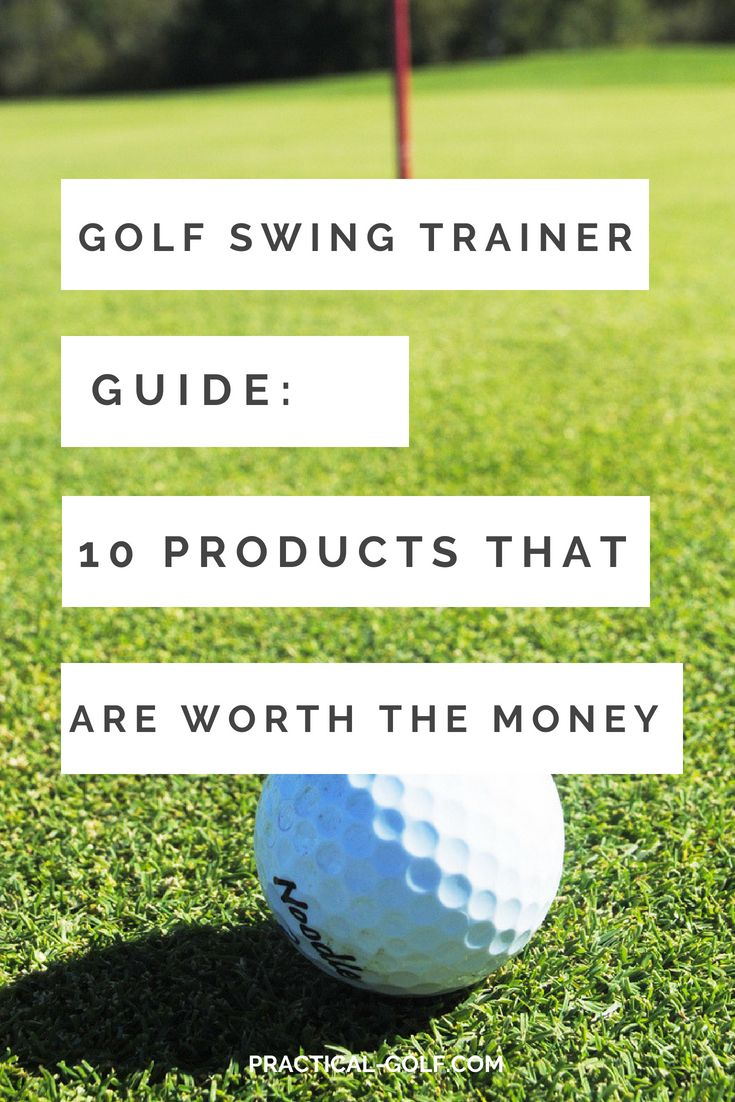 Golf Swing Trainer Guide The Best 10 Products For Golfers