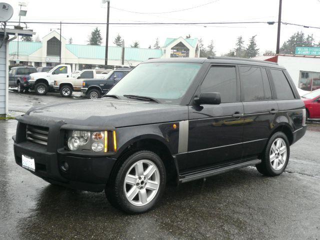 2003 Land Rover Range Rover HSE - $8,599