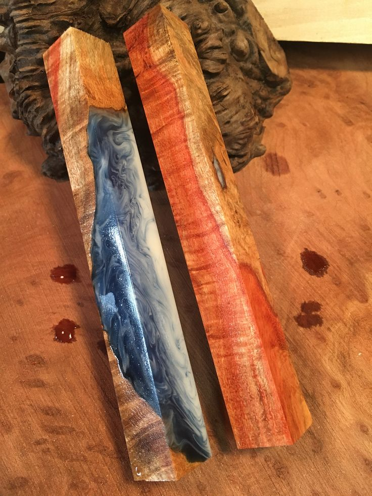Pen Blanks Carbo Wood.  Wood Turning Blanks.  Hybrid Blanks. by DJGWoodArtistry on Etsy https://www.etsy.com/listing/598848355/pen-blanks-carbo-wood-wood-turning