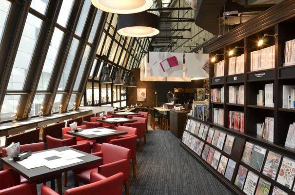 4. 渋谷シティラウンジ (Shibuya City Lounge @SHIBUYA LOFT) - 渋谷のおしゃれカフェ19選。雰囲気バツグン! - Find Travel