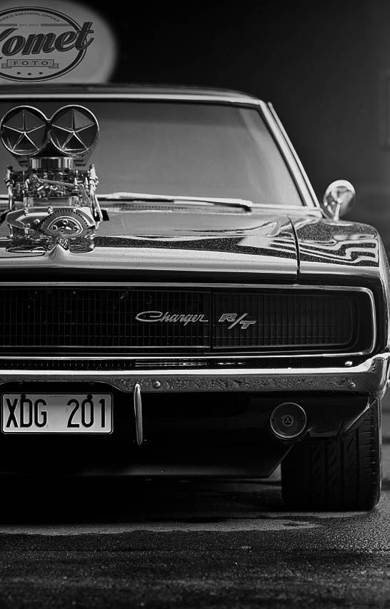 Nice Charger. Dig the Pentastar blower