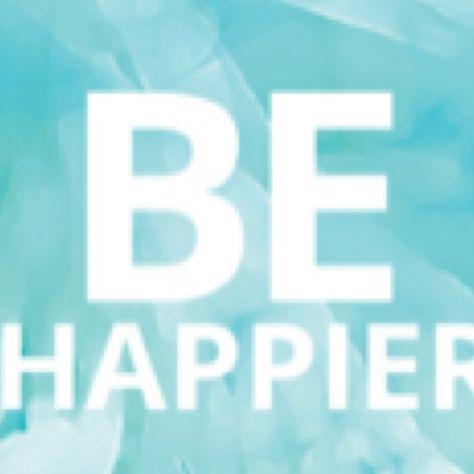 How to get into a happier mindset, link to my blog in my bio https://jordandobie.wordpress.com/category/advice/