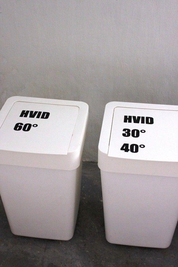 Vasketøjskurv fra Bungalow5