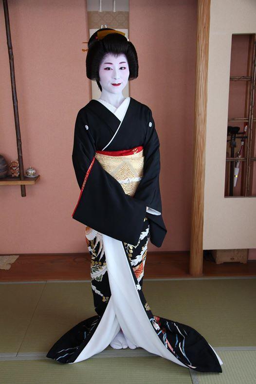 Katsutomo of Gion Kobu