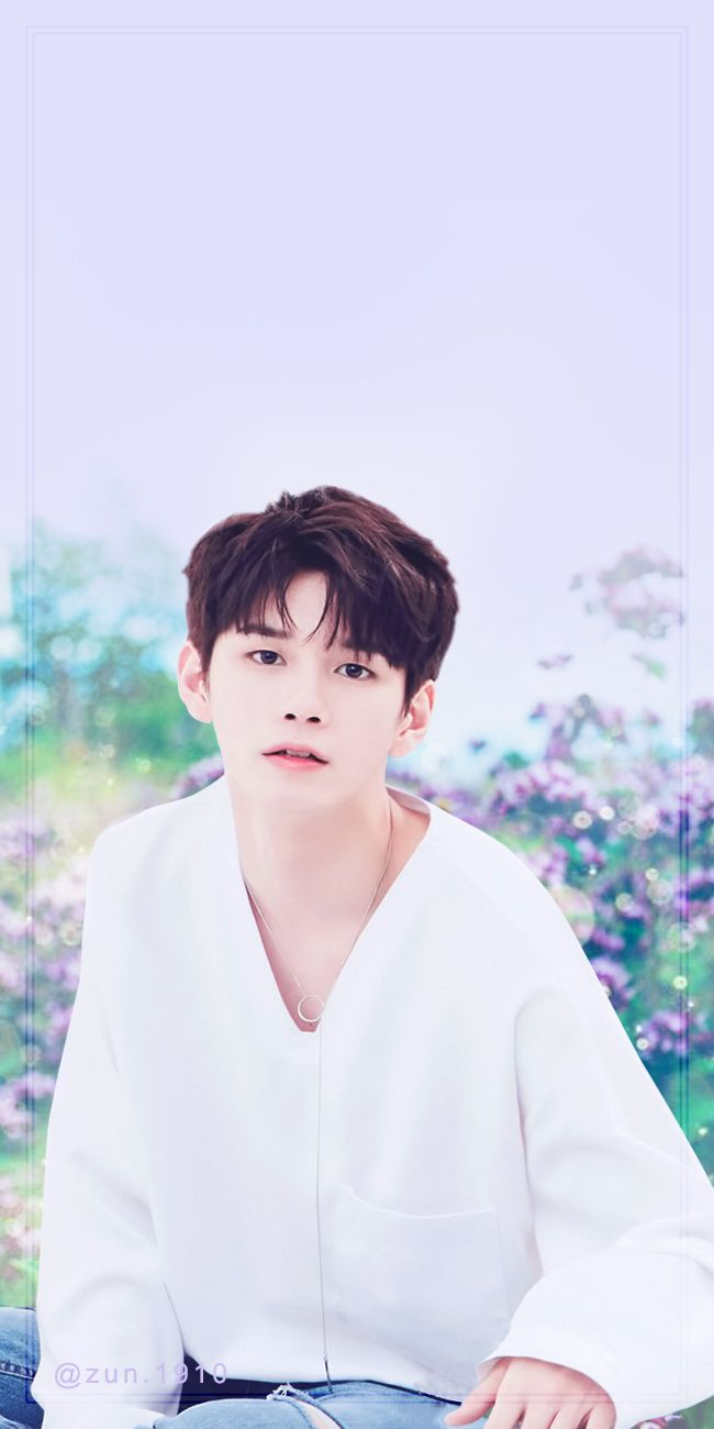 Wanna One Ong SeongWoo 옹성우