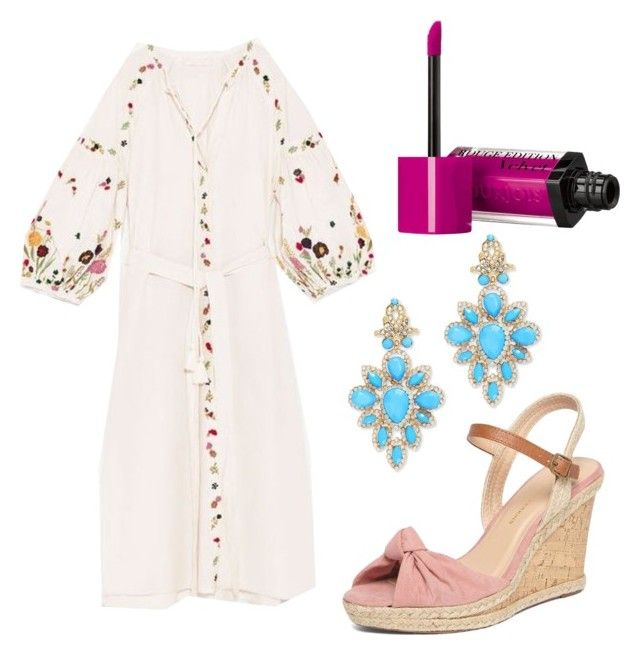 """""""St. Hans ☀️"""" by stinasolheim on Polyvore featuring Dorothy Perkins, Bourjois and Cara"""