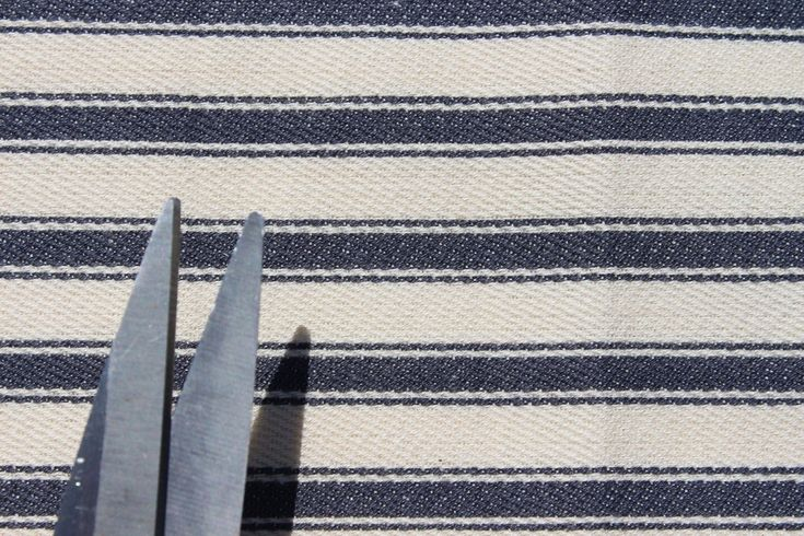 100 Cotton Woven Ticking Stripe Deck Chair Furniture Upholstery Fabric…