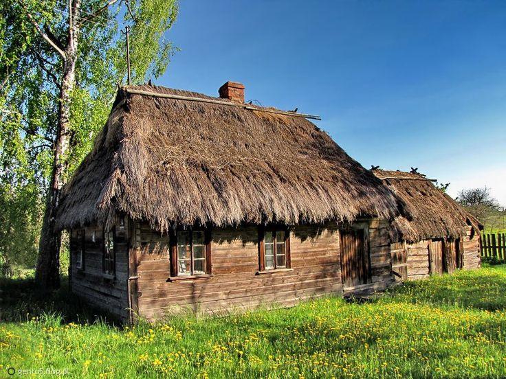 Wiejska chatynka (do zamieszkania)