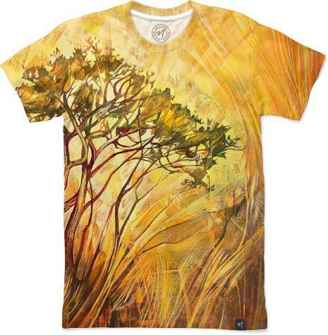The Sound of Trees by Brian Rolfe Art - Men's T-Shirts - $49.00
