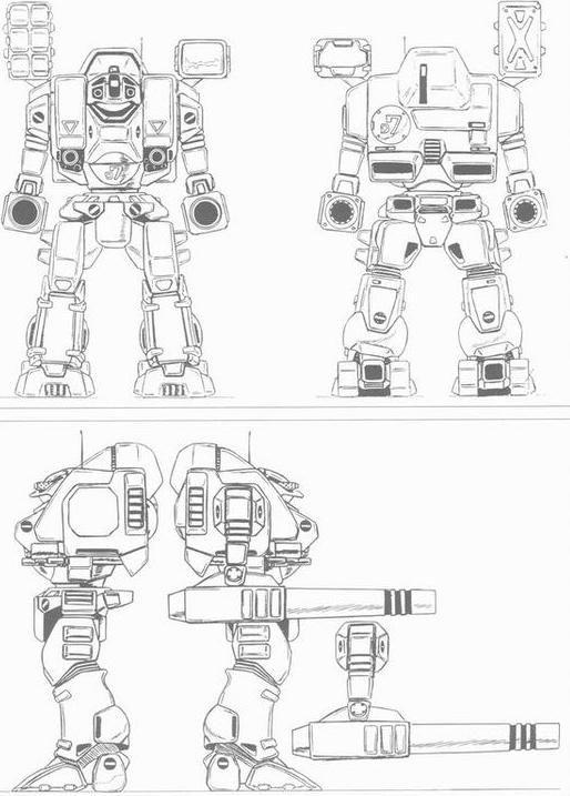 robotech daedalus blueprints