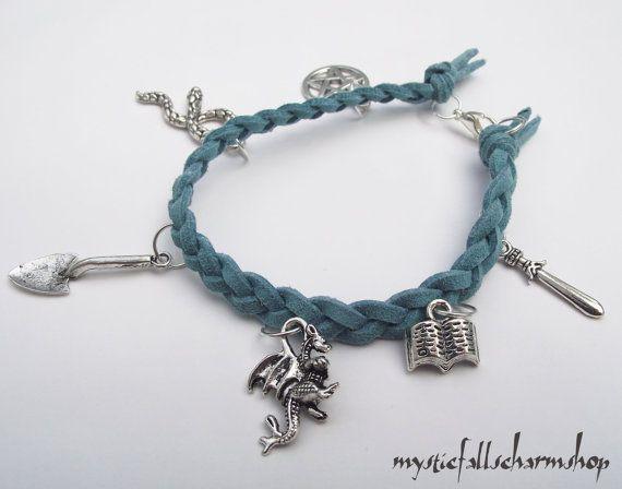 Merlin Charm Bracelet - BBC Merlin $8.00