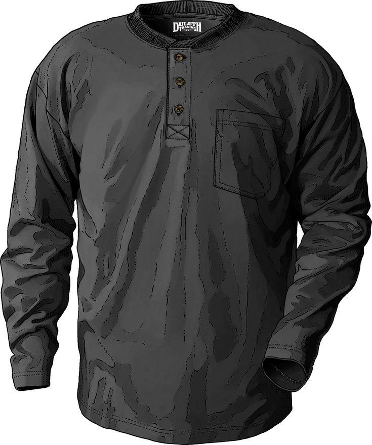 Best 25 long sleeve henley ideas on pinterest long for Best henley long sleeve shirts