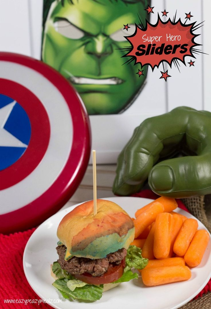 the avengers disney s recipe for a Here's what we decided on for our avengers party menu: (for dip recipe ironman's face then of course there were fun options like avengers.
