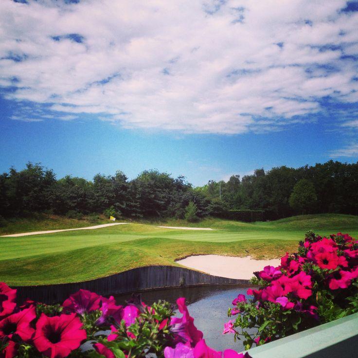 Goyer golfclub Eemnes -The Terrace -