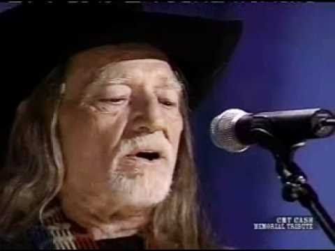 Willie Nelson - Where You There When They Crucified My Lord - YouTube