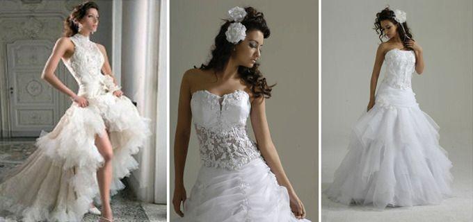 200€ από 800€ για να αγοράσετε το νυφικό που πάντα ονειρευόσαστε, με ελεύθερη επιλογή ανάμεσα σε πολλά σχέδια, για να λάμψετε την ημέρα του γάμου σας, στο γνωστό Atelier by Cosmia (με 10€ κουπόνι τώρα και 190€ κατά την εξαργύρωση) Έκπτωση 75%!!!