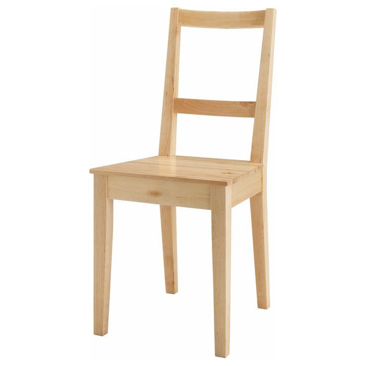 """été 2004, ikea commence à utiliser la 3D plutôt que des photos de vrais objets avec cette chaise """"Bertil"""""""