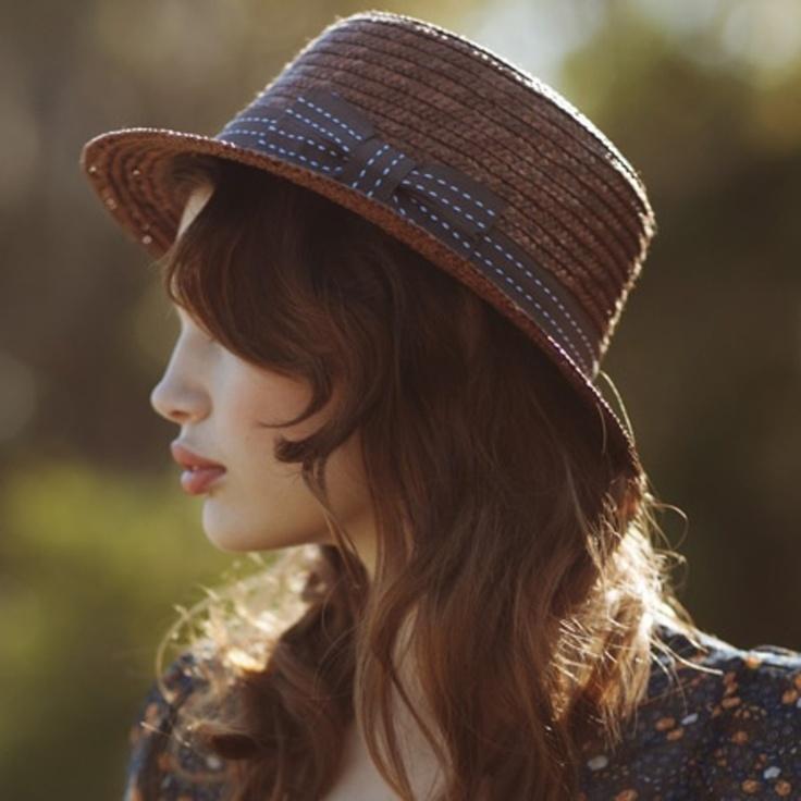 Summer Hat Lovin'