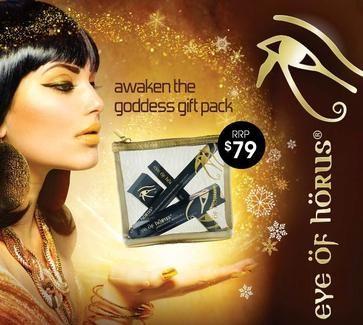 Eye of Horus Awaken The Goddess Gift Collection - Onefloor.com.au. $79.00.