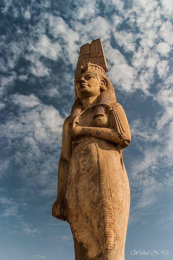 Ramses II aka Ramses The Great