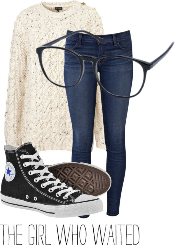 This is a doctor Who inspired outfit but I am pinning it because I really like the sweater