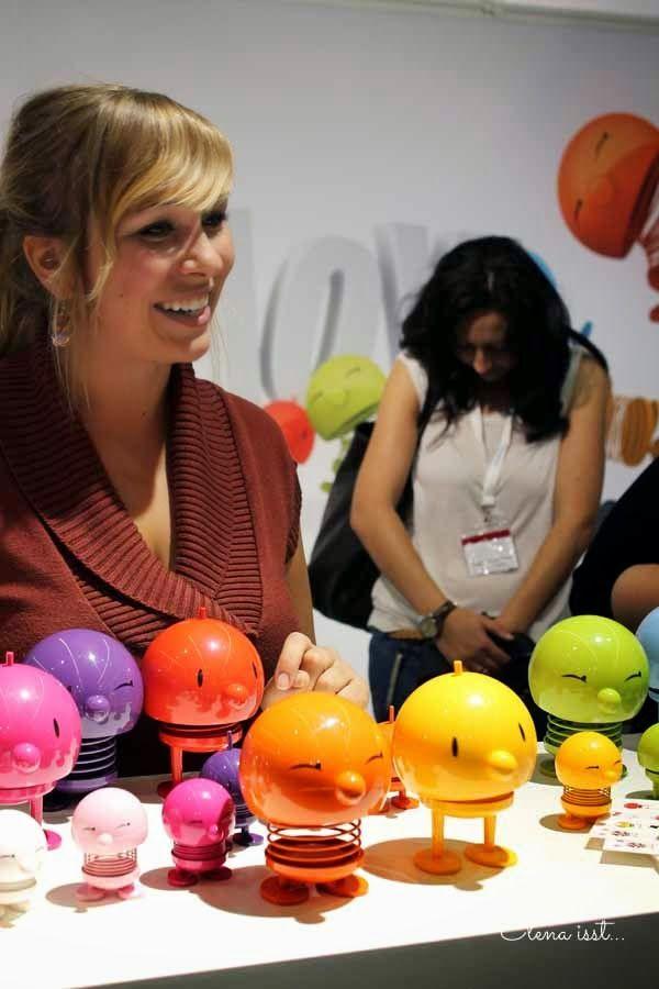 Blogger Scout Vicky im Einsatz - Die Blogger waren begeistert #hoptimist #conceptroom #hoptimistdenmark