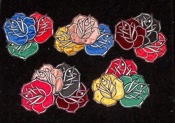 ROSA - ROSE Tattoo Patch