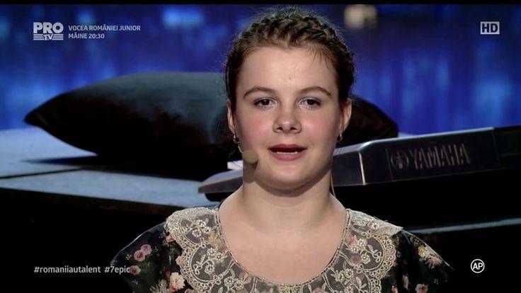 Lorelai Moșneguțu - Românii au talent - ProTv HD !