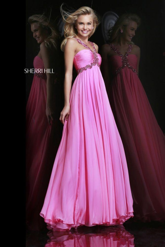 15 best Sherri Hill 2014 Prom Dresses! images on Pinterest | Formal ...