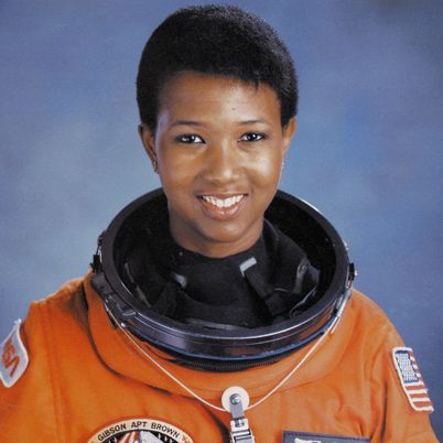Mae Jemison is one of the most incredible people ever to grace this planet, and as an astronaut aboard the Space Shuttle Endeavour she was the first African American woman to leave it. Professor, physician, science education advocate, dancer and my hero.