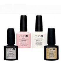 CND - Shellac French Manicure Set