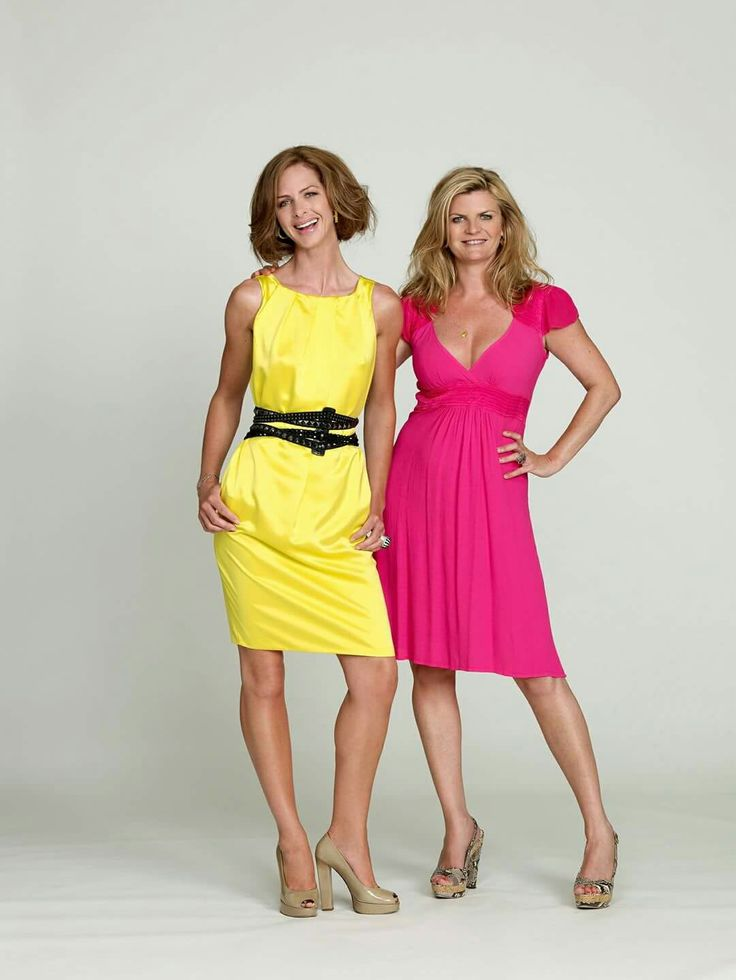 Trinny Woodhall and Susannah Constantine