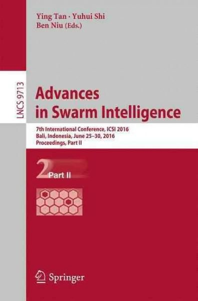 Advances in Swarm Intelligence: 7th International Conference