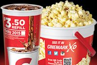 Cinemark - Concession Values