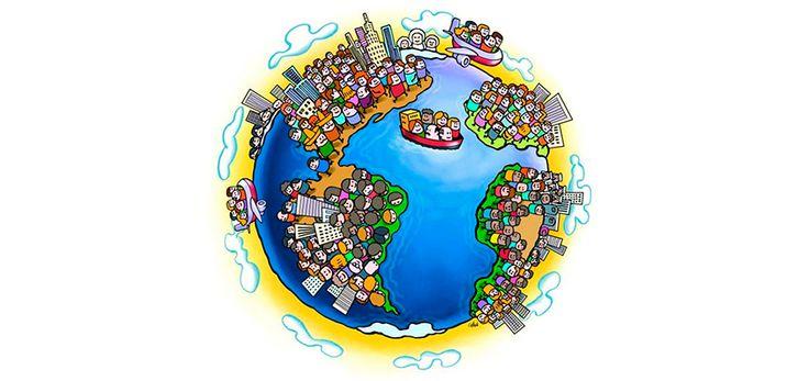 O poder [de crescimento] da população é infinitamente maior do que o poder que tem a terra de produzir meios de subsistência para o homem.