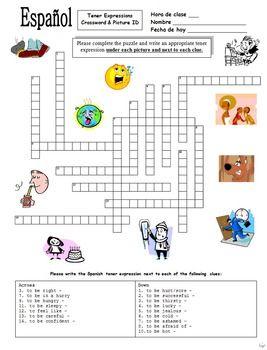 17 best images about tener on pinterest spanish crossword and cat memes. Black Bedroom Furniture Sets. Home Design Ideas