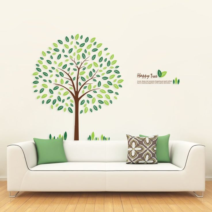 Environment Friendly, DIY Wall Sticker, Removable Wallpaper For Bed Room,  Living Room, Part 66