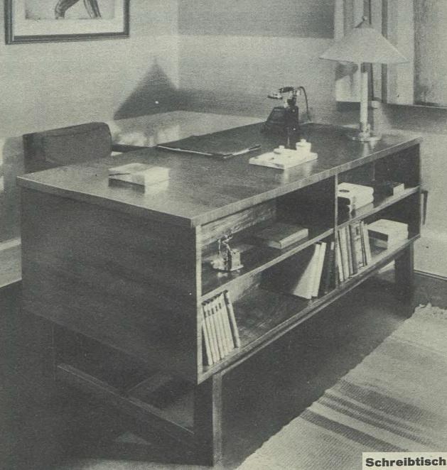 1930's writing desk