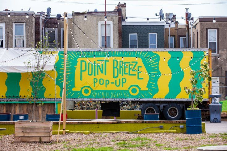 Philadelphia, PA Point Breeze Pop-Up Garden